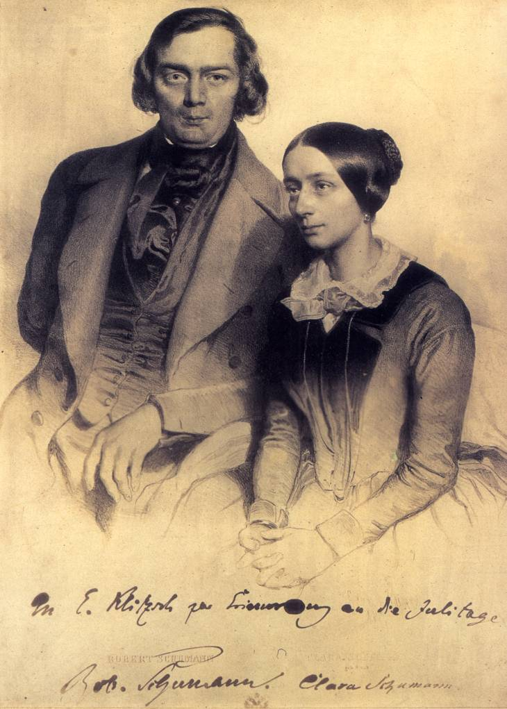 a biography of clara wieck schumann Clara schumann's wiki: clara schumann (née clara josephine wieck 13 september 1819 – 20 may 1896) was a german musician and composer, considered one of the most distinguished pianists of the romantic era[19].