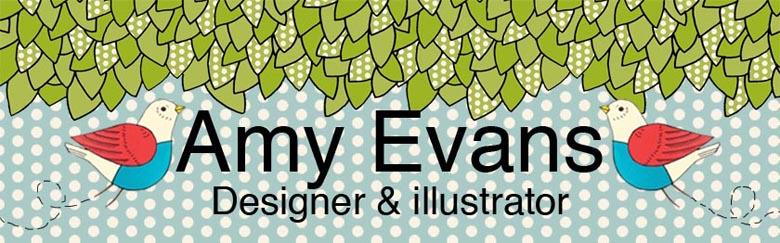Amy Evans designer