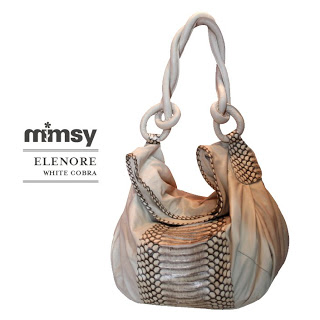 mimsy clutch and handbag
