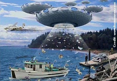 'The Maury Island Incident' Movie Revisits UFO Frenzy