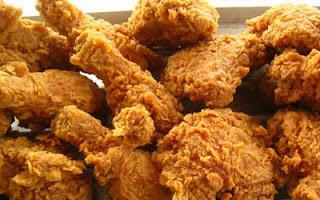 Cara Membuat Ayam Goreng