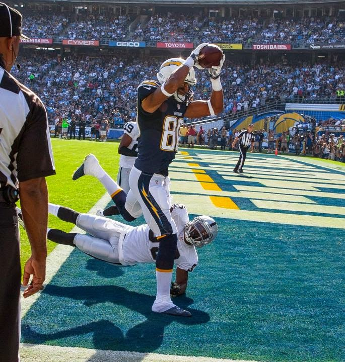 San Diego Chargers Floyd: Chargers Beat The Raiders... But Can They Make The