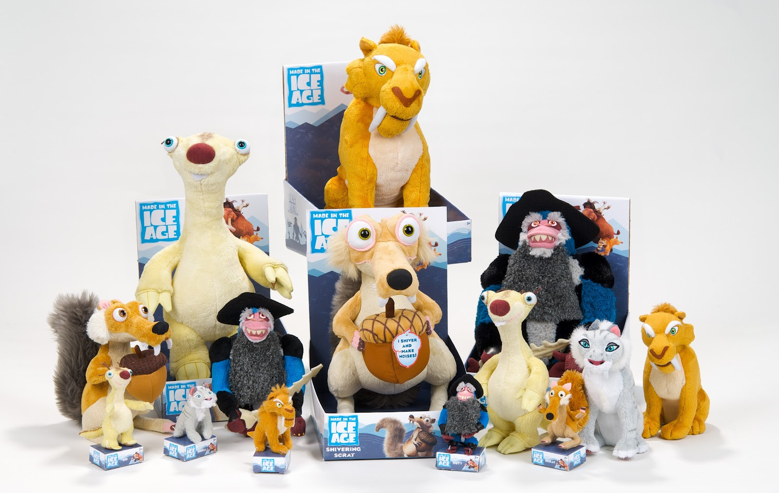 "Toys From Ice Age 1 : Inspired by savannah toys""r us is the ultimate"