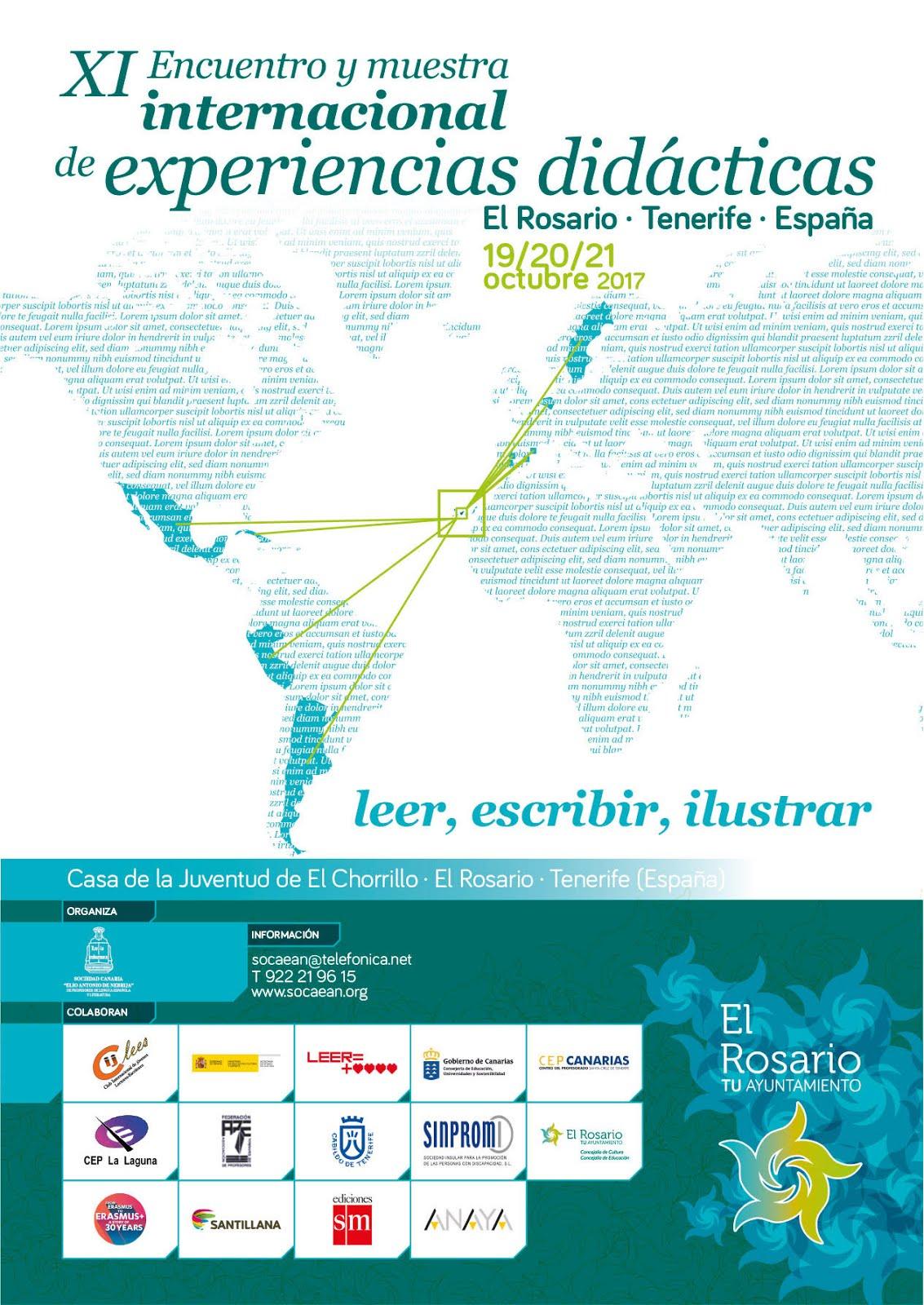 XI Encuentro y Muestra Internacional en El Rosario
