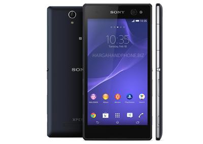 Sony Xperia C3 Spesifikasi dan Harga