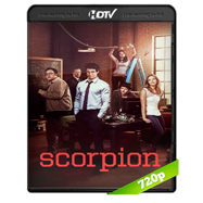 Scorpion (2015-2016) Temporada 2 HDTV 720p Audio Ingles 5.1 Subtitulada