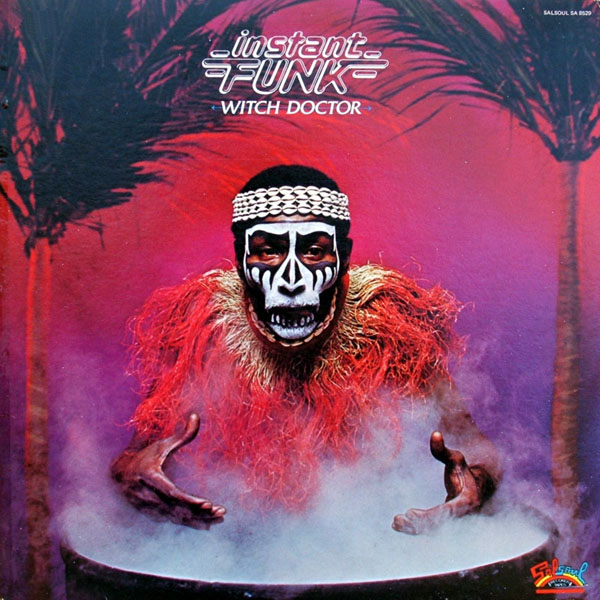 Instant Funk Witch Doctor : Boogie palace instant funk witch doctor lp