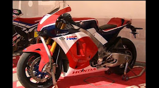 Motorcycle Honda RC213V-S