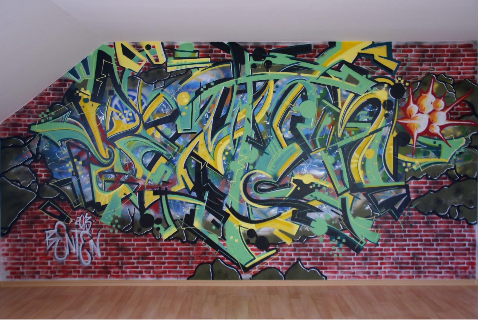 benten graffiti 2013 2 | friedrich benten benzler graffiti, tattoo, Hause deko