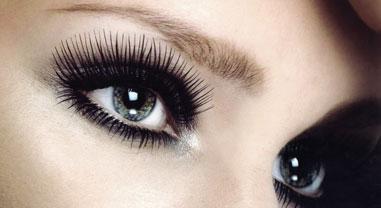 5 أسرار للحصول على رموش جذابة - beautiful eyelashes