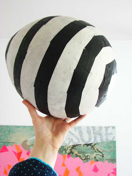 handmade piñata