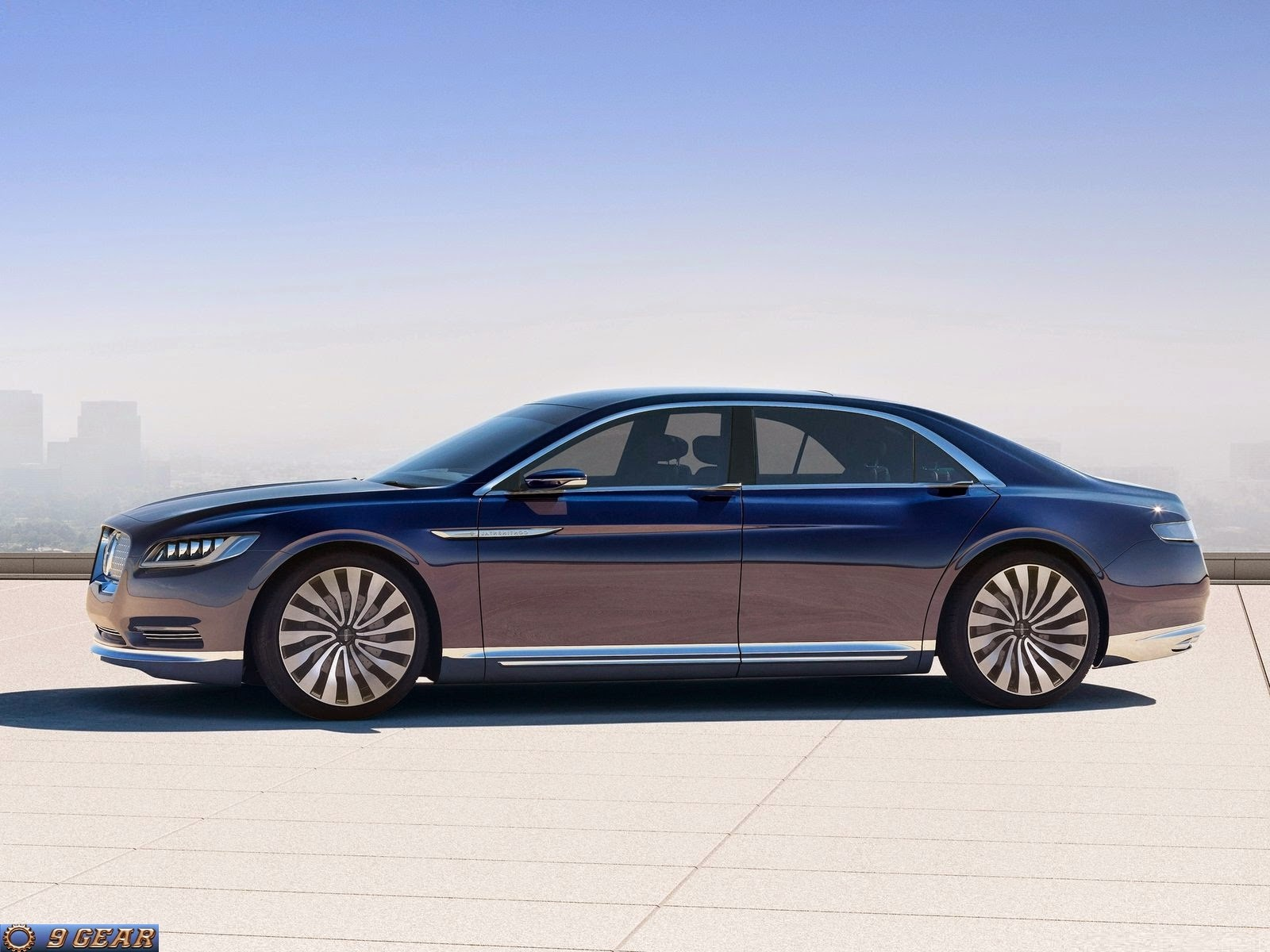 New lincoln Continental Concept Sedan 2015 | Car Reviews | New Car ...