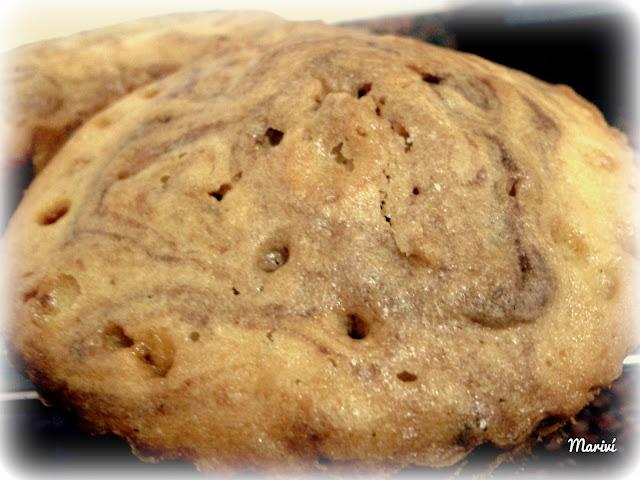 Receta muffins de nutella