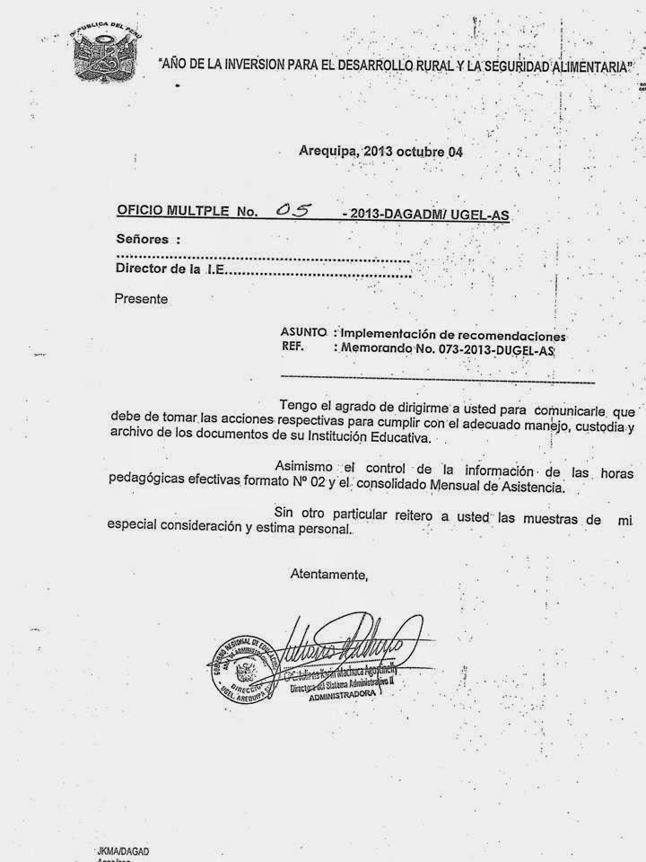 RECOMENDACIONES DE INFORMACIÓN PARA DIRECTORES DE INSTITUCIONES EDUCATIVAS