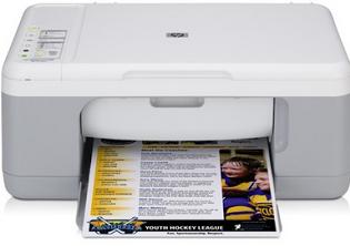 Download Printer Driver HP Deskjet F2100