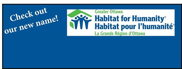 Habitat For Humanity Greater Ottawa