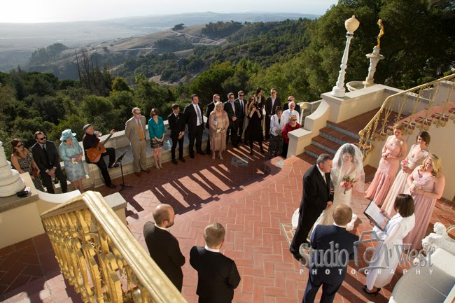 Hearst Castle - central coast wedding photographer - Central Coast Wedding Venues - studio 101 west