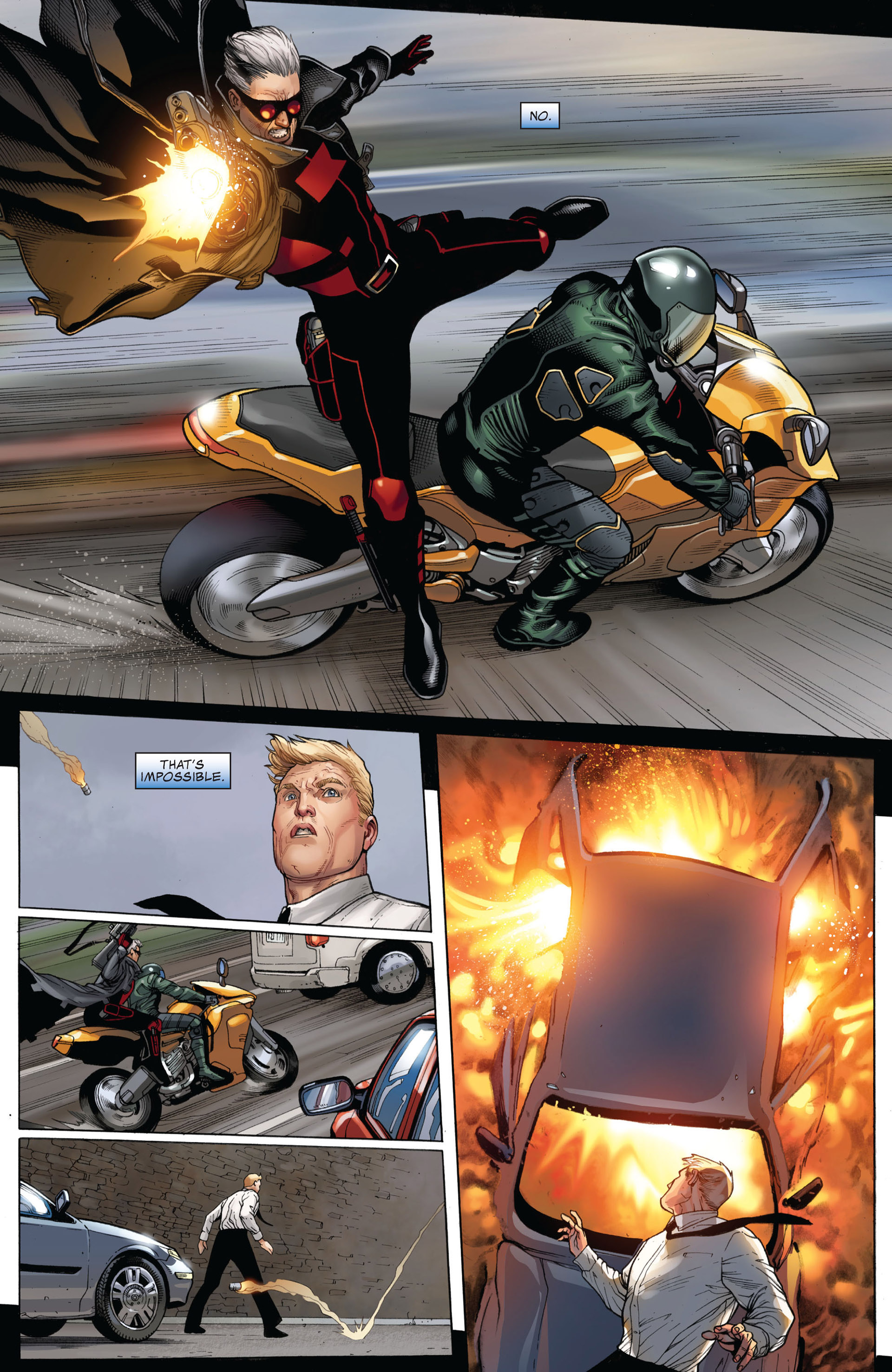 Captain America (2011) Issue #1 #1 - English 11