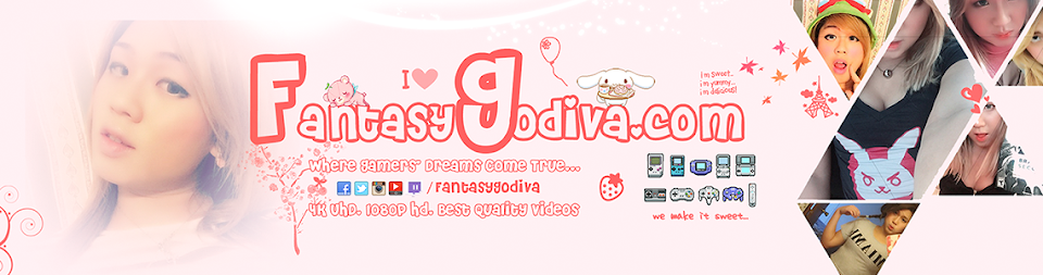 FantasyGodiva's Blog