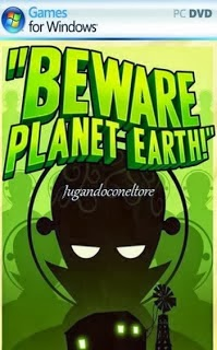 Free Download Game Beware Planet Earth For PC Full version
