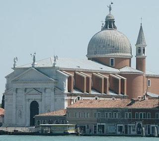 Iglesia de El Redentor - Venecia. Iglesias de Italia. Iglesias de Venecia.