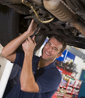Car & Truck service centre and repair garage booking software