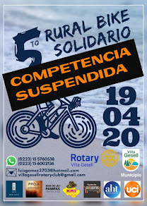 5to. RURAL BIKE SOLIDARIO - VILLA GESELL
