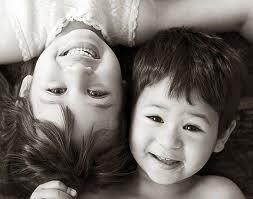 fericire, studiu, happy, copii