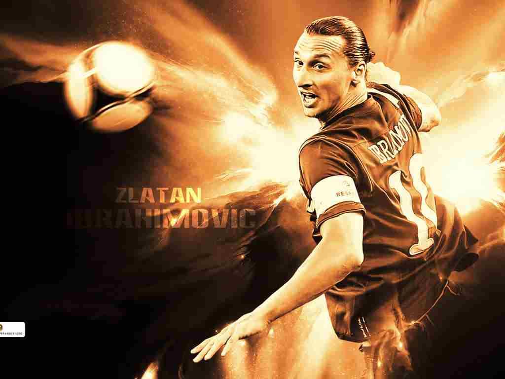 zlatan ibrahimovic wallpaper football wallpaper