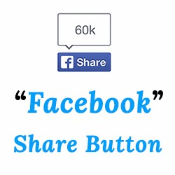 Add a Facebook Sharing Button in Blogger