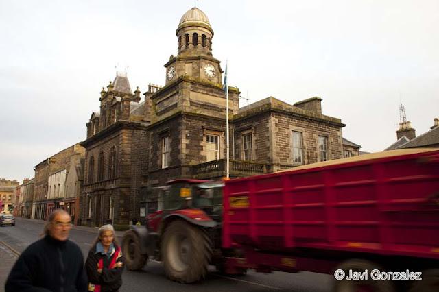 John o'Groats, Scotland, UK, viaje en caravana, Wick,