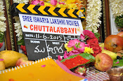 Adi's Chuttalabbayi movie puja photos-thumbnail-1