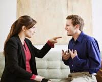 Tips mengatasi emosi saat bertengkar
