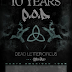 10 YEARS Announce US Co-Headliner w/ P.O.D.