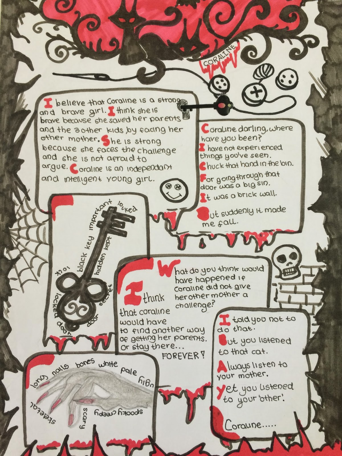 One Pagers : Assessment for Higher-order Thinking Skills ...