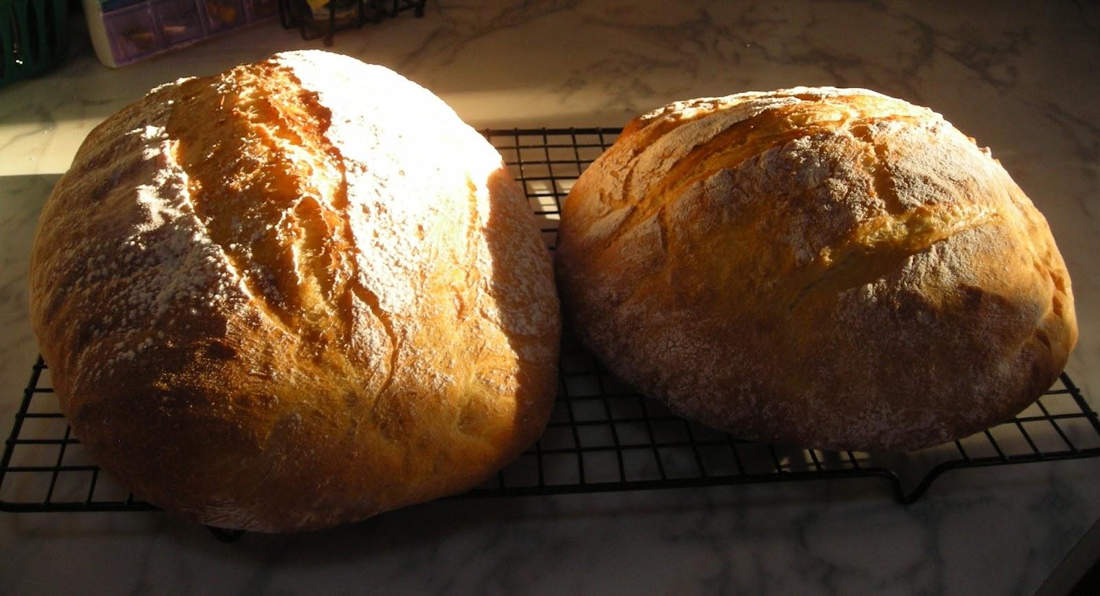 Bread Tracker: Potato Bread Love (For Debbie-My-Egg-Lady #5 2012)