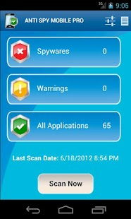 Anti Spy Mobile PRO v1.9.9.2 Apk full Download