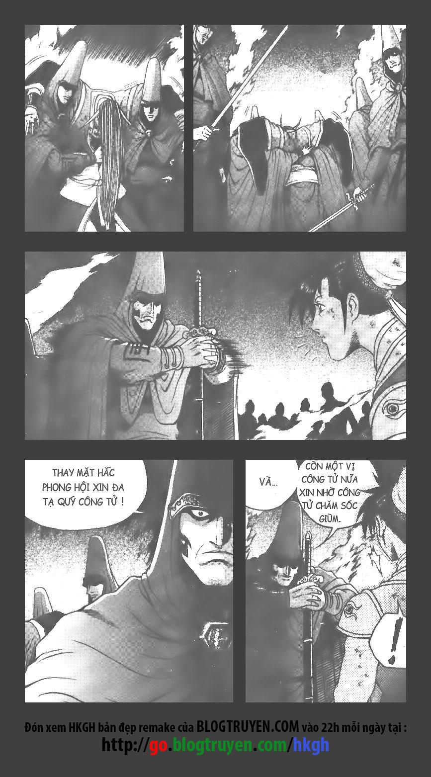 Hiệp Khách Giang Hồ chap 228 Trang 5 - Mangak.info