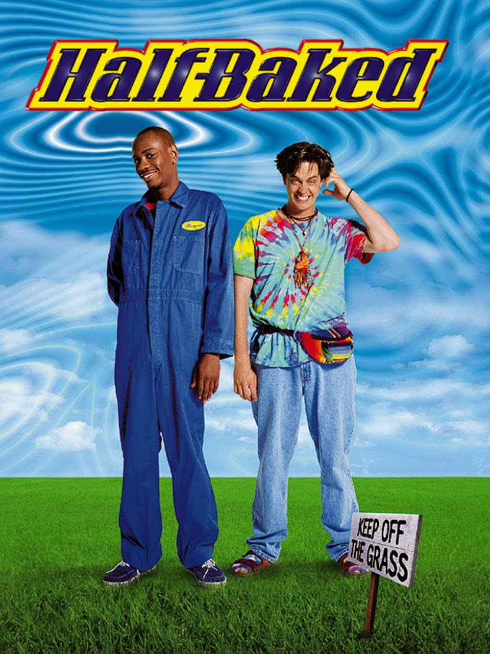 Eclectic Boredom: Delayed Movie Reaction: Half Baked