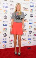 Gwyneth Paltrow Skater Skirt