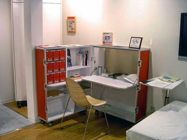Blog de productos con buen dise o roc21 una oficina port til for Oficina portatil