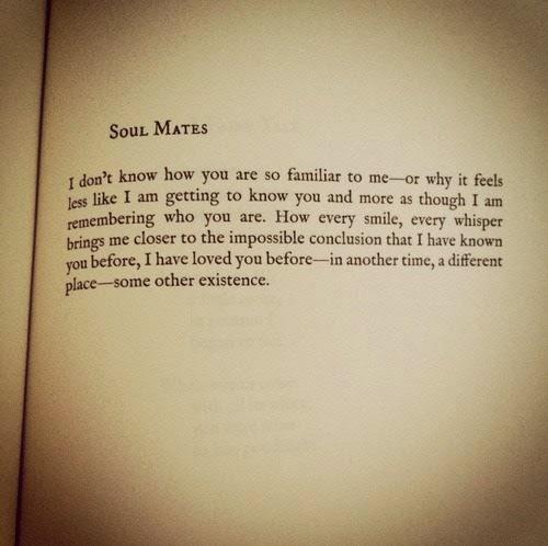 Soulmate By Lang Leav