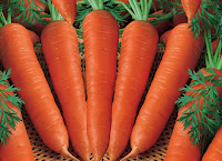 Carrots, not only for the eyes only
