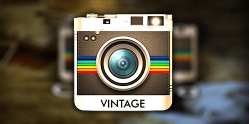 Vintage Camera App