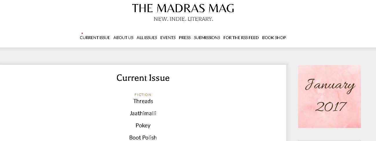 The Madras Mag