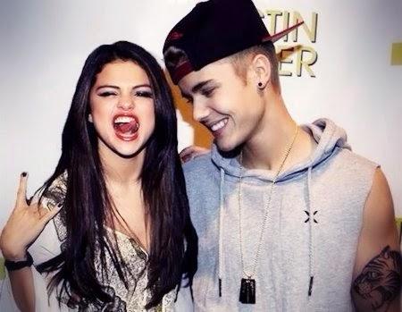 Justin Bieber e Selena Gomez 2014