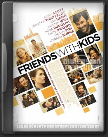 Friends With Kids (BRRip HD 720p Inglés Subtitulado) (2011)