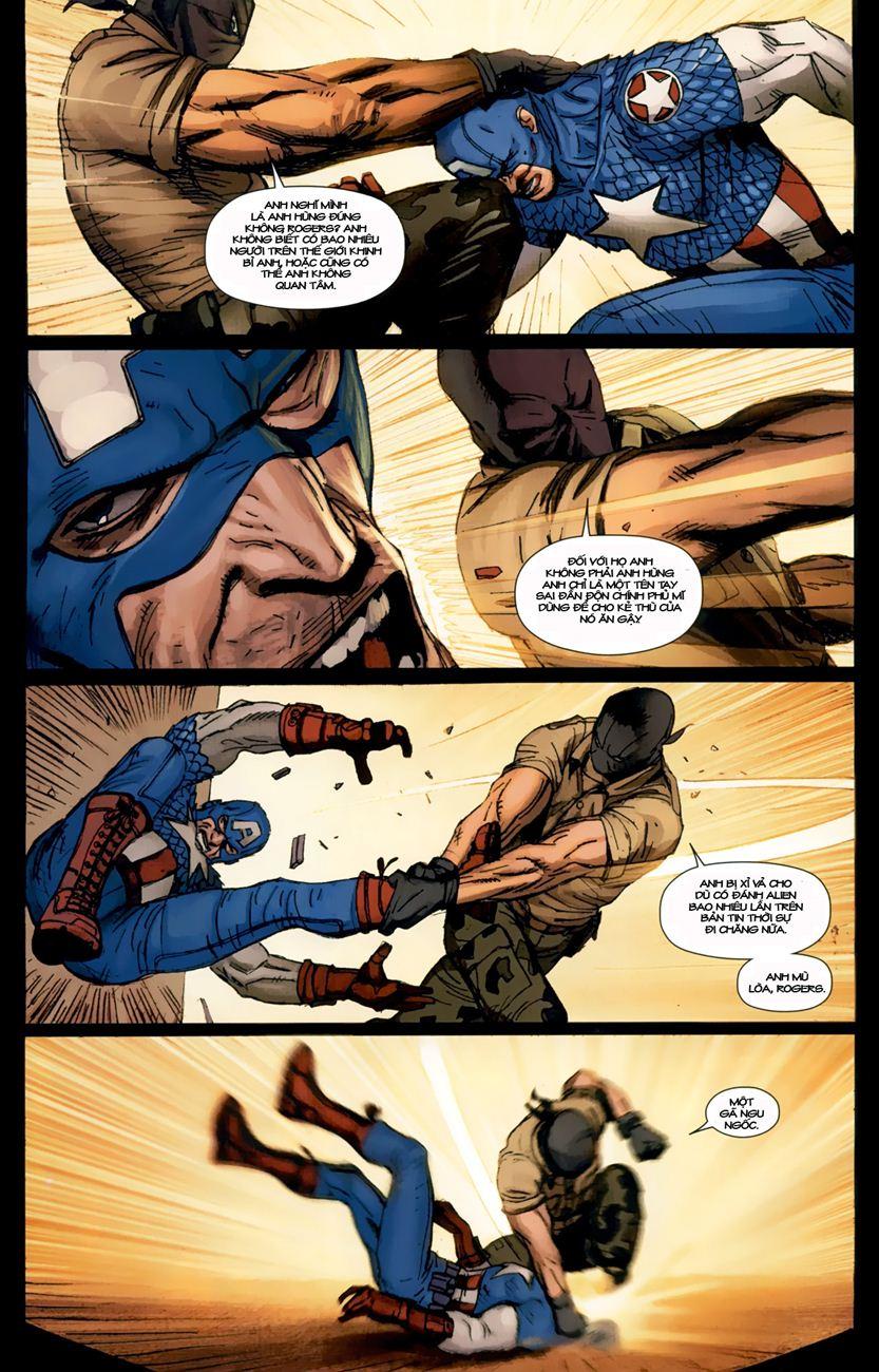 Ultimate Captain America chap 1 - Trang 24