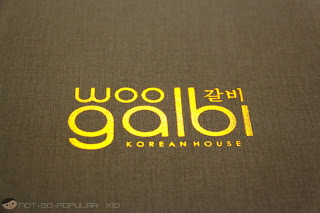 Woo Galbi Korean Restaurant in Edsa Shangri-La Mall