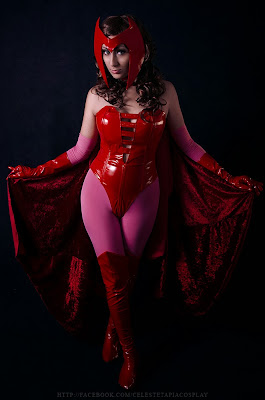 Scarlet Witch (Feiticeira Escarlate) - X-men
